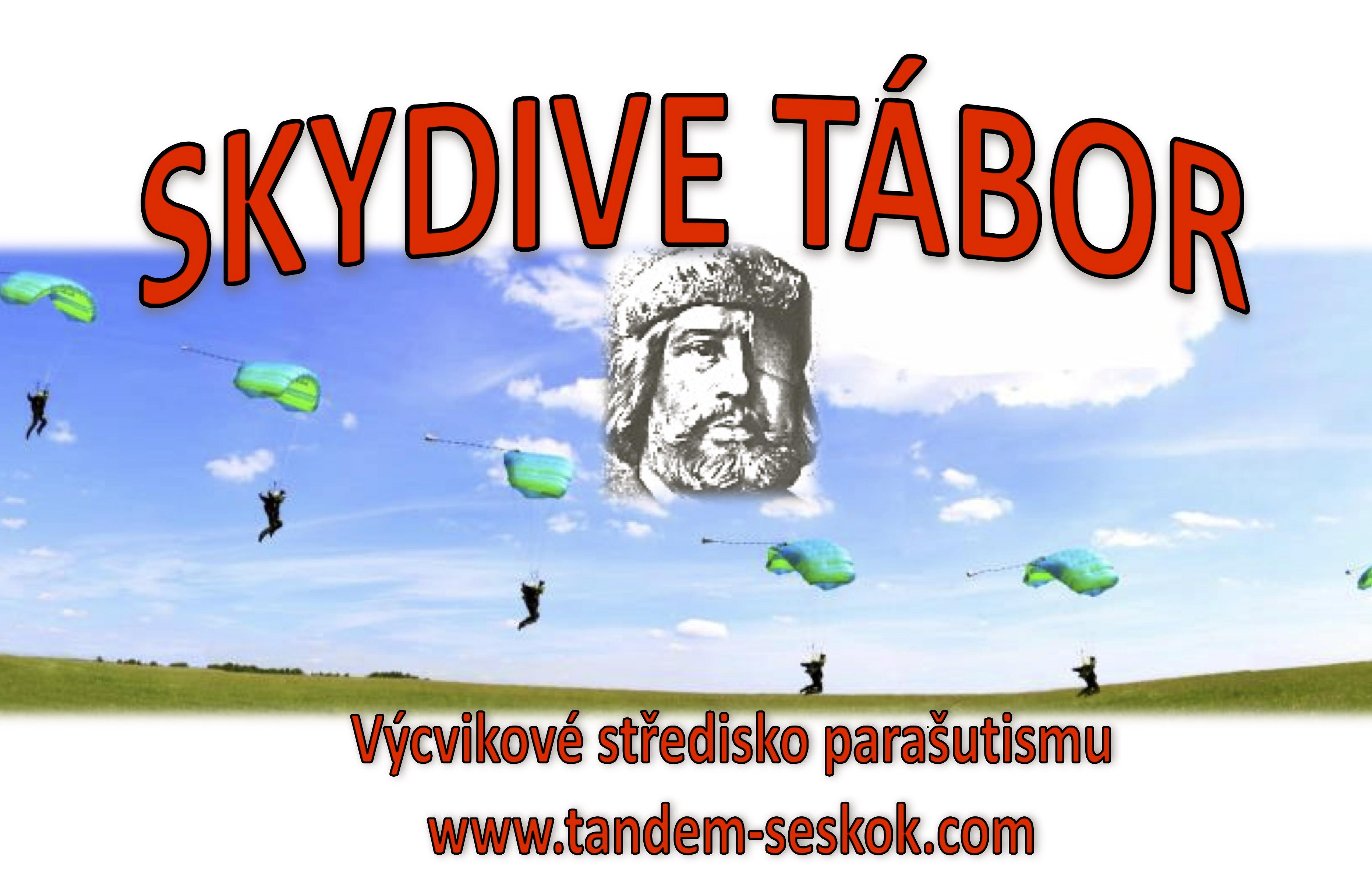 Skydive Tábor